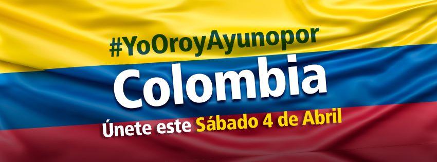 Ayuno por Colombia